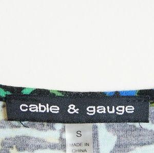 Cable & Gauge Tops - ⭕ [MUST BUNDLE] Cable & Gauge   Long Sleeve